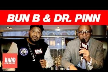 "Bun B & Dr. Anthony Pinn Speak On Their ""Religion & Hip-Hop"" Online Course"