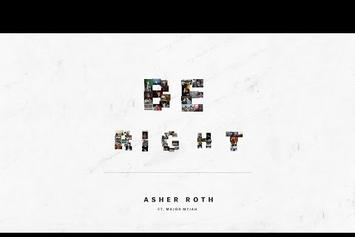 "Asher Roth Feat. Major Myjah ""Be Right"" Video"