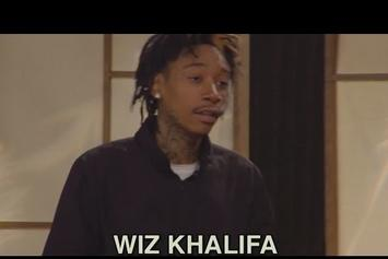 "Wiz Khalifa's Insane Interview On ""The Eric Andre Show"""