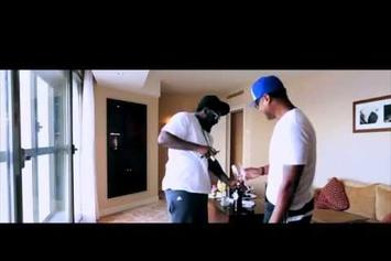 "T-Pain ""Keep On"" Video"