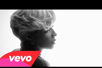 "Mary J. Blige ""Whole Damn Year"" Video"
