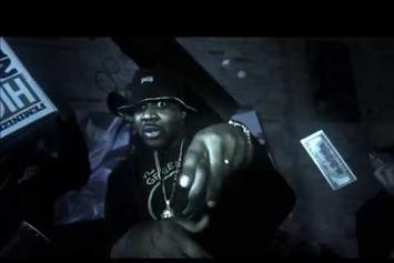 "Smoke DZA ""Fish Tank"" Video"