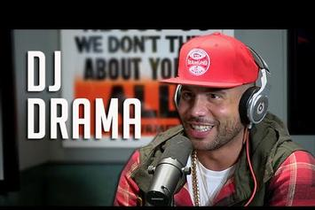DJ Drama On Ebro In The Morning