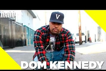Dom Kennedy Says He's Been Working On New Album