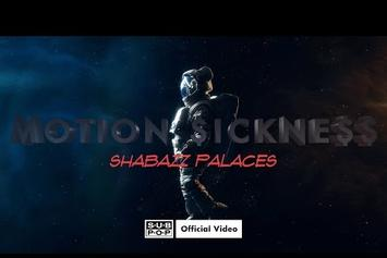 """Shabazz Palaces """"Motion Sickness"""" Video"""