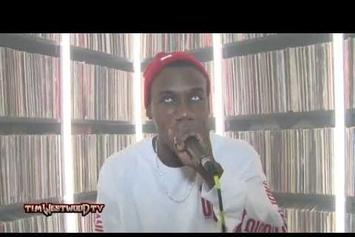 "Hopsin ""Tim Westwood Freestyle"" Video"