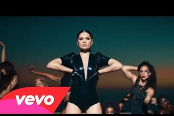 "Jessie J Feat. 2 Chainz ""Burnin' Up"" Video"