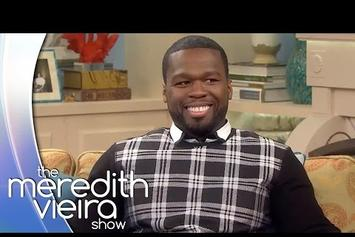 50 Cent Talks About Oprah With Meredith Vieira