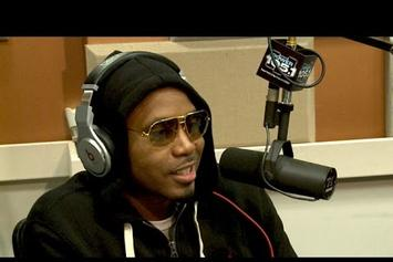 Nas On The Angie Martinez Show