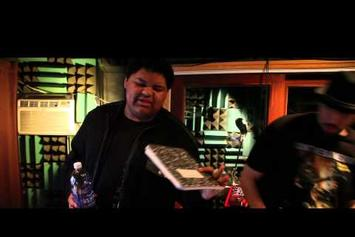 A-F-R-O (17-Year-Old Rapper) Freestyles With R.A. The Rugged Man