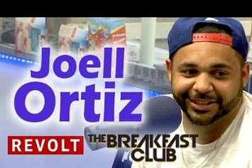 Joell Ortiz On The Breakfast Club