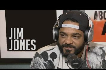 Jim Jones On Hot 97
