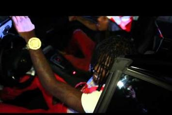 """Chief Keef Feat. ASAP Rocky & Glo Gang """"Superheroes"""" BTS Video"""
