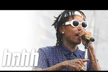 "Wiz Khalifa Speaks On ""Interactive"" Music Video For ""Stayin' Out All Night"""
