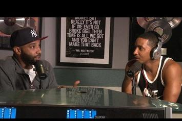 Joe Budden & Hollow Da Don On Ebro In The Morning