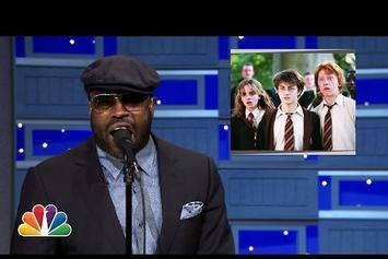 The Roots' Harry Potter Rap (Live On The Tonight Show)