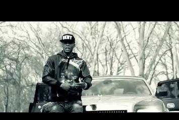 "Papoose ""Cough Up A Lung"" Video"
