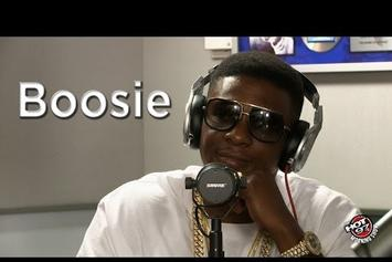 "Lil Boosie Talks About Inventing The Term ""Ratchet"" On HOT 97"