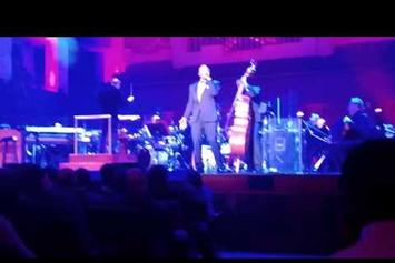 "Nas Performs ""One Love/Represent"" With The National Symphony Orchestra"