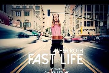 """Asher Roth Feat. Vic Mensa """"Fast Life"""" Video"""