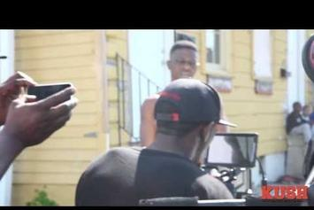 "BTS Of Lil Boosie's ""Show The World""; His First Music Video Since Being Released"