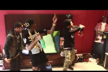 "Soulja Boy ""Make It Work"" Video"