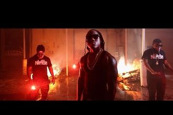 "Ace Hood ""Fear"" Video"