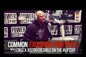 "Common Freestyles On ""The Liftoff"""