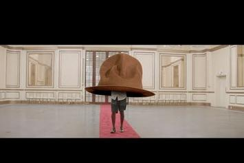 "Pharrell ""HATTY"" Video"