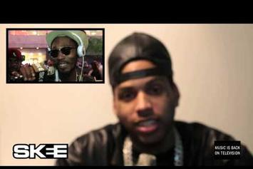 Kid Ink Ranks Ad-Lib Impressions