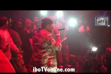 "The LOX Bring Out Busta Rhymes, Jim Jones & More At ""The Trinity"" Release Party"