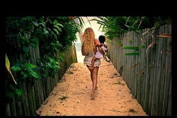 "Beyonce ""Blue"" Video (Preview)"