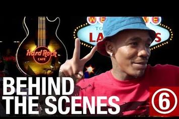 Dizzy Wright in Las Vegas - Golden Age Tour (Behind The Scenes - Episode 6)