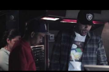 Teeflii In The Studio With Dom Kennedy