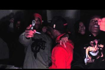 "RondoNumbaNine Feat. Fredo Santana ""Trap Spot (Remix)"" Video"