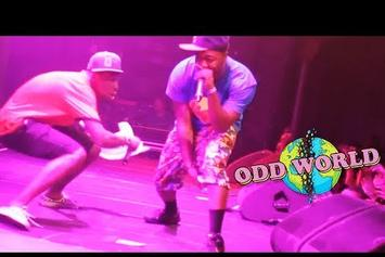 "MellowHigh ""Odd World Ep. 12 - 'Paradiso Live: Amsterdam'"" Video"