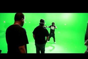 "Chief Keef ""All Time (BTS)"" Video"