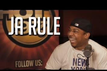"Ja Rule Feat. Irv Gotti ""Talks Prison, Murder Inc., & More With Angie Martinez"" Video"
