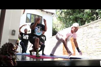 "MellowHigh ""Yoga Class With Russell Simmons"" Video"