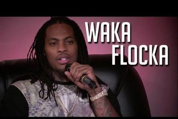 "Waka Flocka ""Says Gucci Mane's Twitter Rant Was Fabricated"" Video"