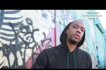 "Black Milk ""Verse Unheard: Black Sabbath"" Video"