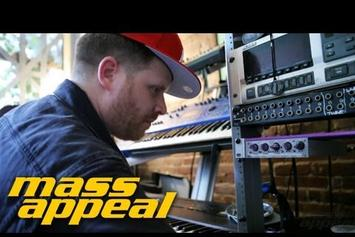 "El-P ""Shops Blindfolded & Makes A Beat"" Video"