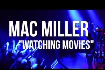 "Mac Miller ""Collapses While Performing On Stage"" Video"