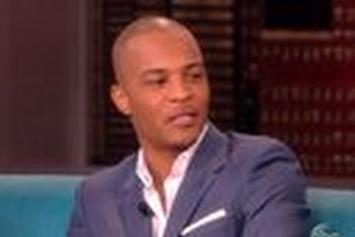 "T.I. ""Speaks On ""Blurred Lines"", The Family Hustle & More On 'The View'"" Video"