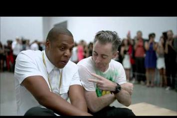 """Jay-Z """"Picasso Baby (Trailer)"""" Video"""