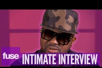"""The-Dream """"Intimate Interview"""" Video"""