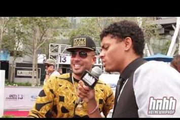 "HNHH ""Broady the Joker Takes Over BET Awards Red Carpet"" Video"