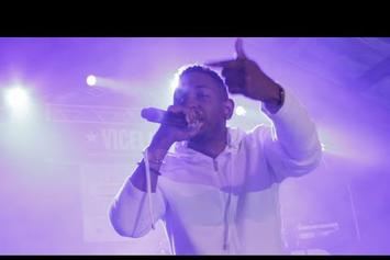 "Kendrick Lamar Feat. Jay Rock """"Money Trees"" Live @ BET Experience"" Video"
