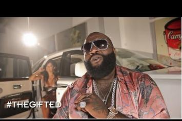 """Rick Ross """"Speaks On Wale's """"The Gifted"""""""" Video"""