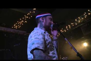 "Mac Miller Feat. The Internet ""Live From London"" Video"